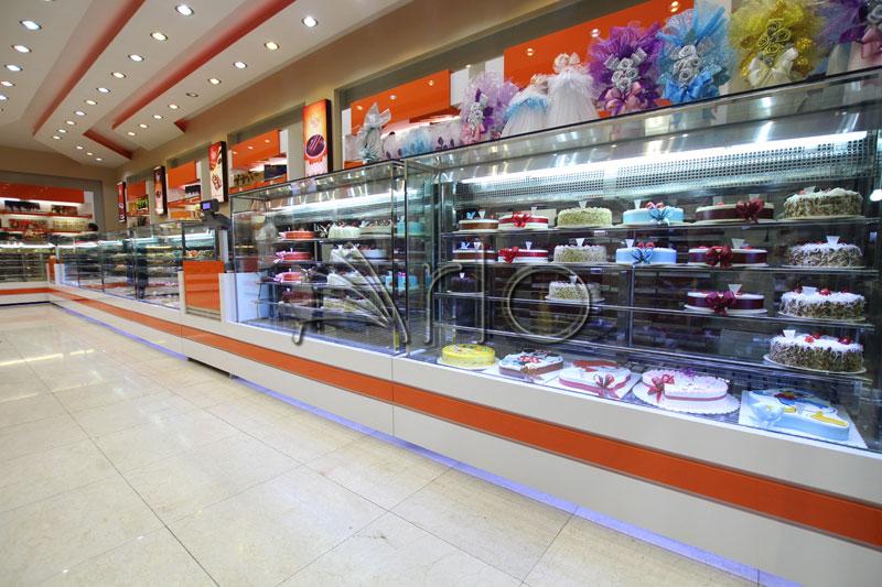 طراحی-دکوراسیون-شیرینی فروشی-یخچال-قنادی-خانی آباد1