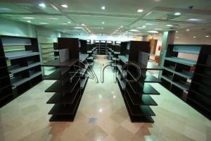 طراحی-تجهیزات-سوپرمارکت-قفسه- دوطرفه-دیوکس2