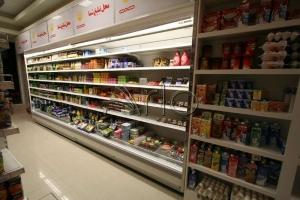 طراحی-قفسه-فلزی-سوپرمارکت-یخچال-ایستاده-فردوس1