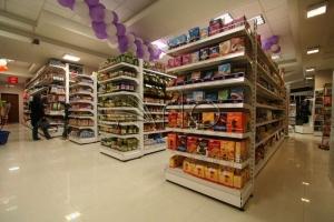 قفسه-فلزی-تجهیزات فروشگاهی-سوپرمارکت-فردوس2