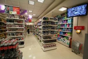 طراحی-قفسه-فلزی-سوپرمارکت-قفسه دوطرفه-فردوس8