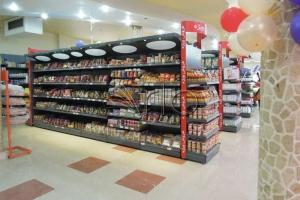 طراحی-قفسه های-فروشگاهی-قفسه بندی-یخچال