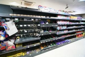 قفسه بندی-تجهیز-فروشگاه-قفسه-یکطرفه-داماهی7