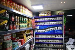 طراحی-قفسه بندی-سوپرمارکت-استند-زرین1