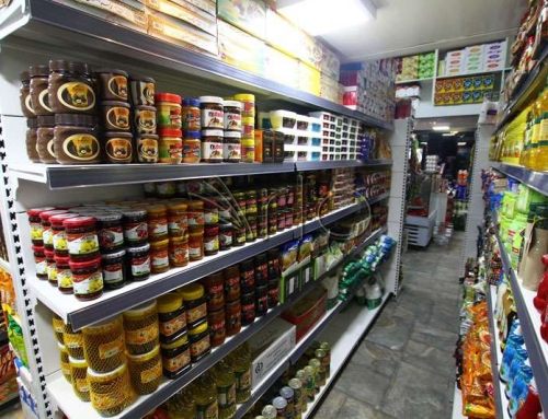 سوپر مارکت زرین