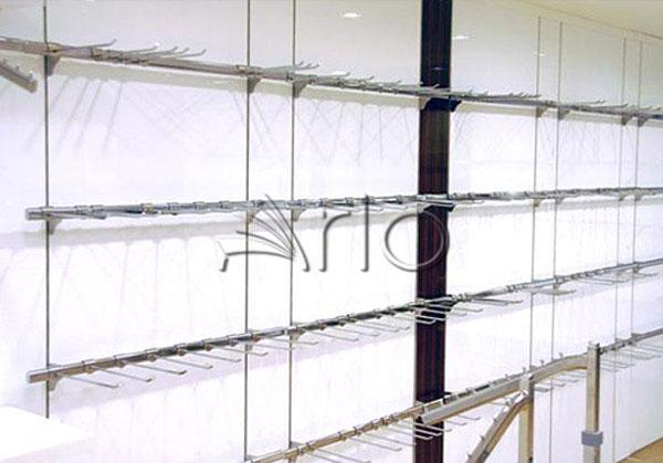 قفسه-بندی-پوشاک-لباس-استند-فروشگاهی5