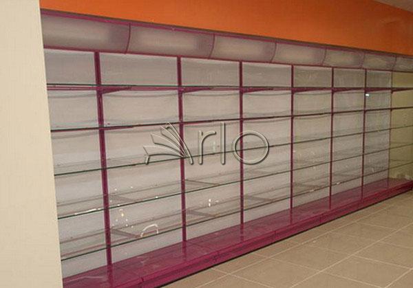 قفسه-بندی-آرایشی-بهداشتی-فروشگاهی-هایپرمارکتی5