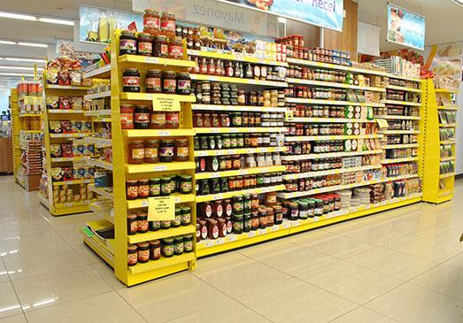 قفسه-بندی-سر قفسه-سوپر مارکت-دوطرفه-فروشگاهی3