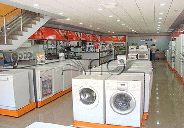 قفسه-بندی-لوازم-خانگی-سنگین-فروشگاهی-هایپرمارکتی2