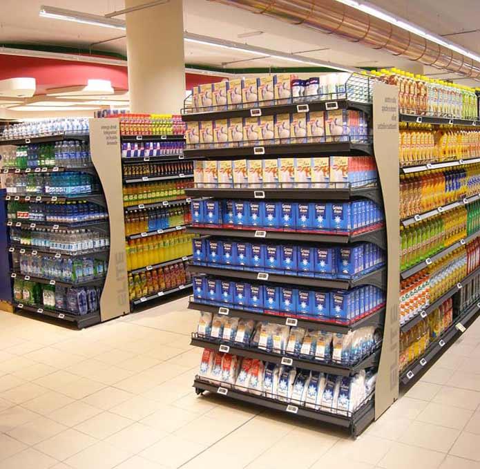 نقش مدیریت قفسه های فروشگاهی در فروش